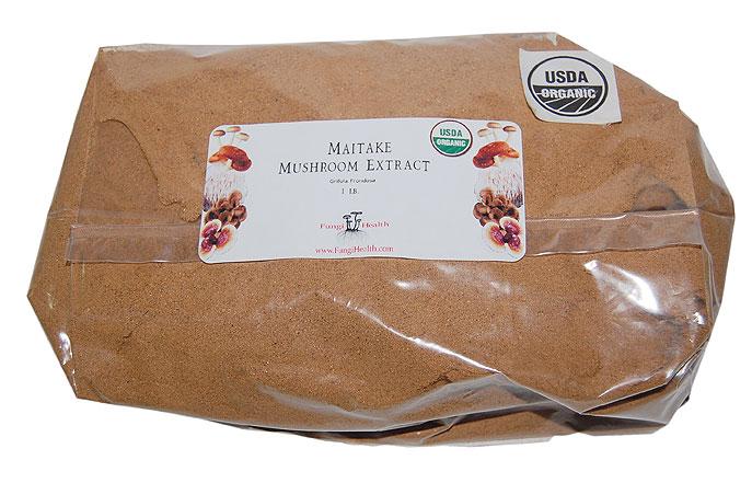 Maitake Mushroom Extract - 1 lb.