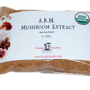 ABM Mushroom Extract - 4 oz.