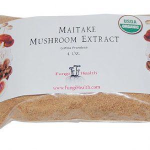 Maitake Mushroom Extract - 4 oz.