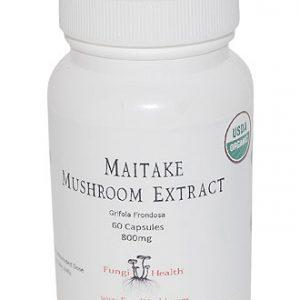 Maitake Extract - 60 Capsules