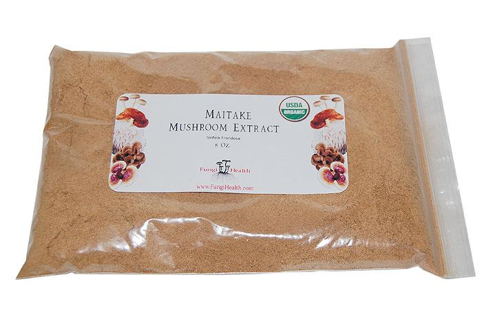 Maitake Mushroom Extract - 8 oz.