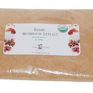 Reishi Mushroom Extract - 8 oz.